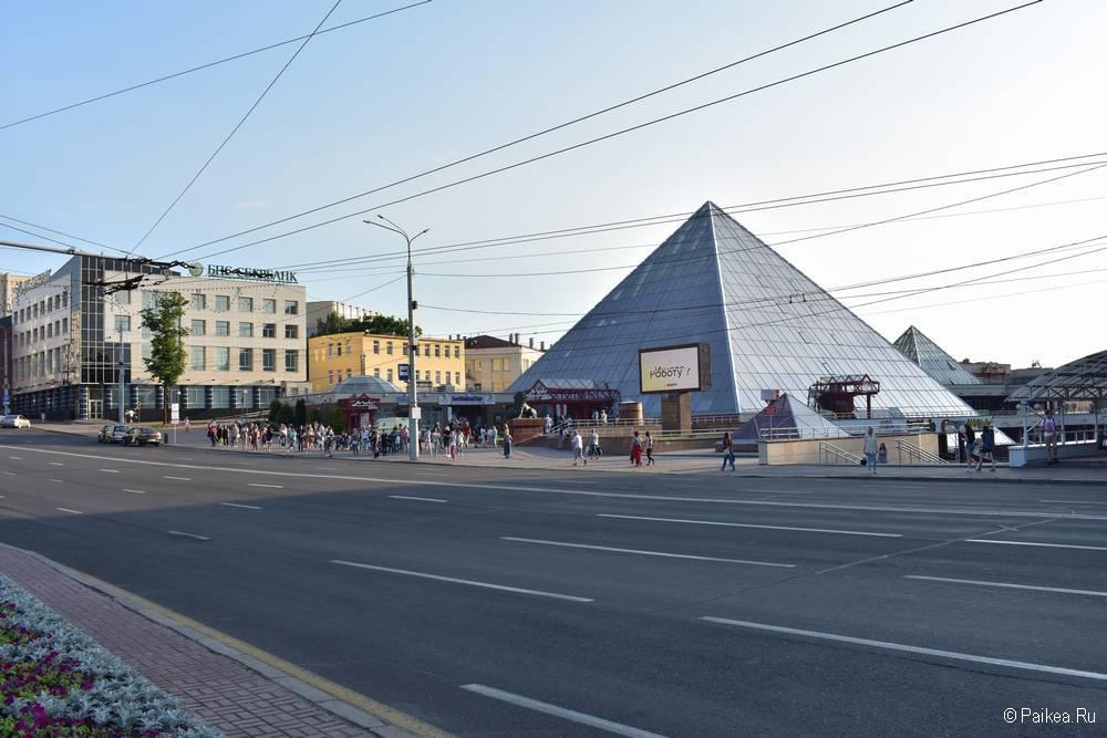 Поездка в Витебск на машине самостоятельно