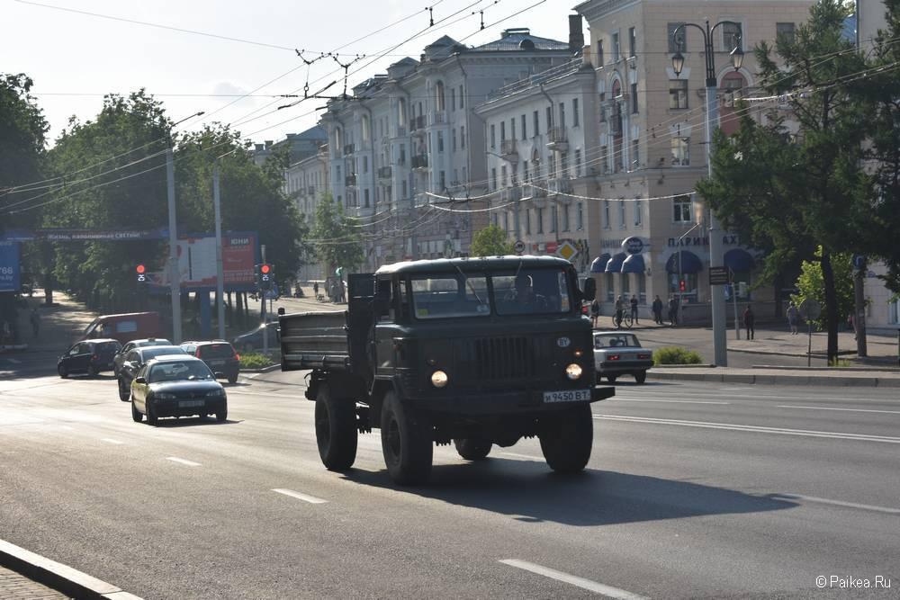 Как добраться в Витебск на попутном авто