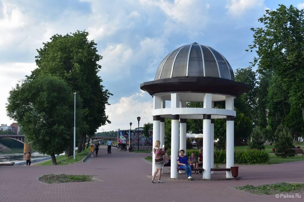 Поездка в Витебск - ротонда