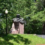 Поездка в Витебск - что посмотреть - Парк партизанской славы