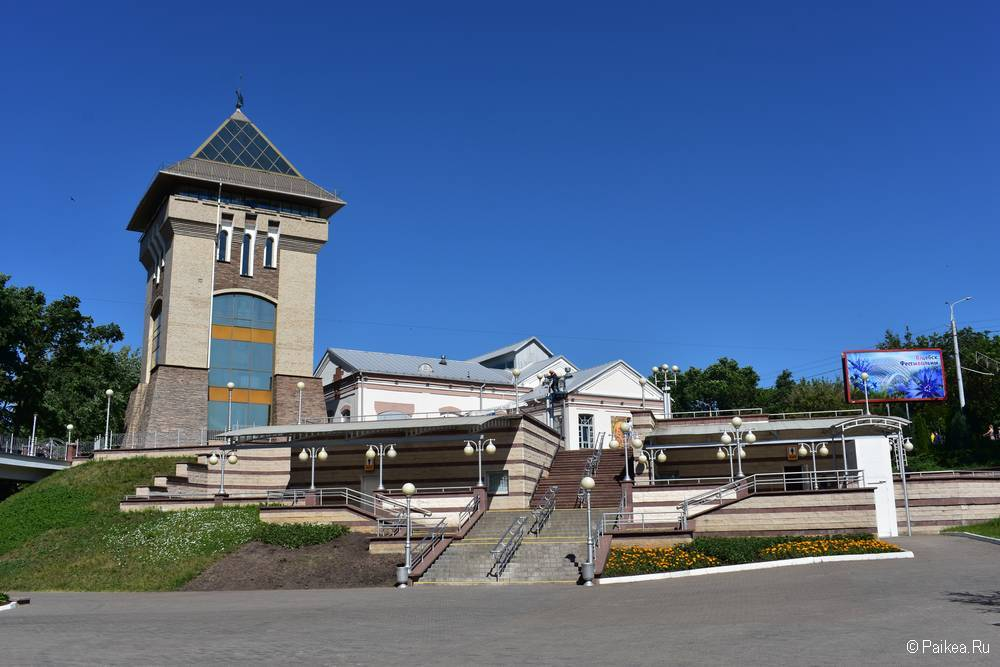 Поездка в Витебск Духовской круглик