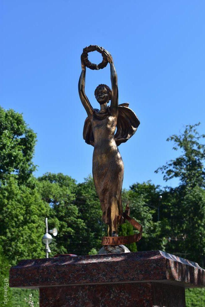 Поездка в Витебск - Аллея звезд