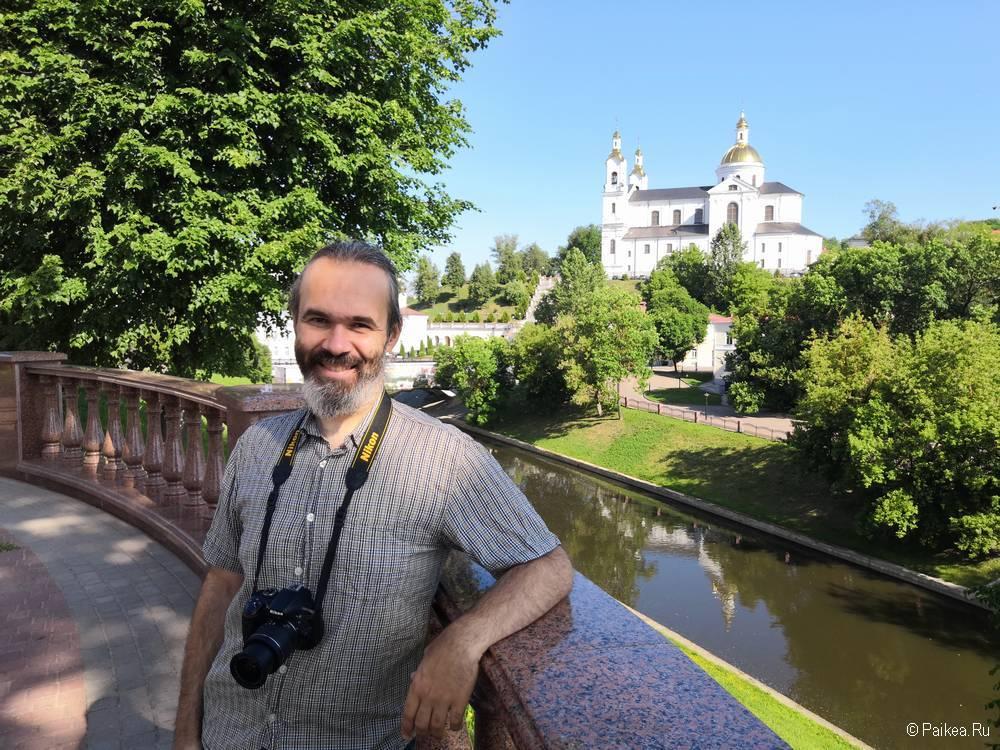 Поездка в Витебск это