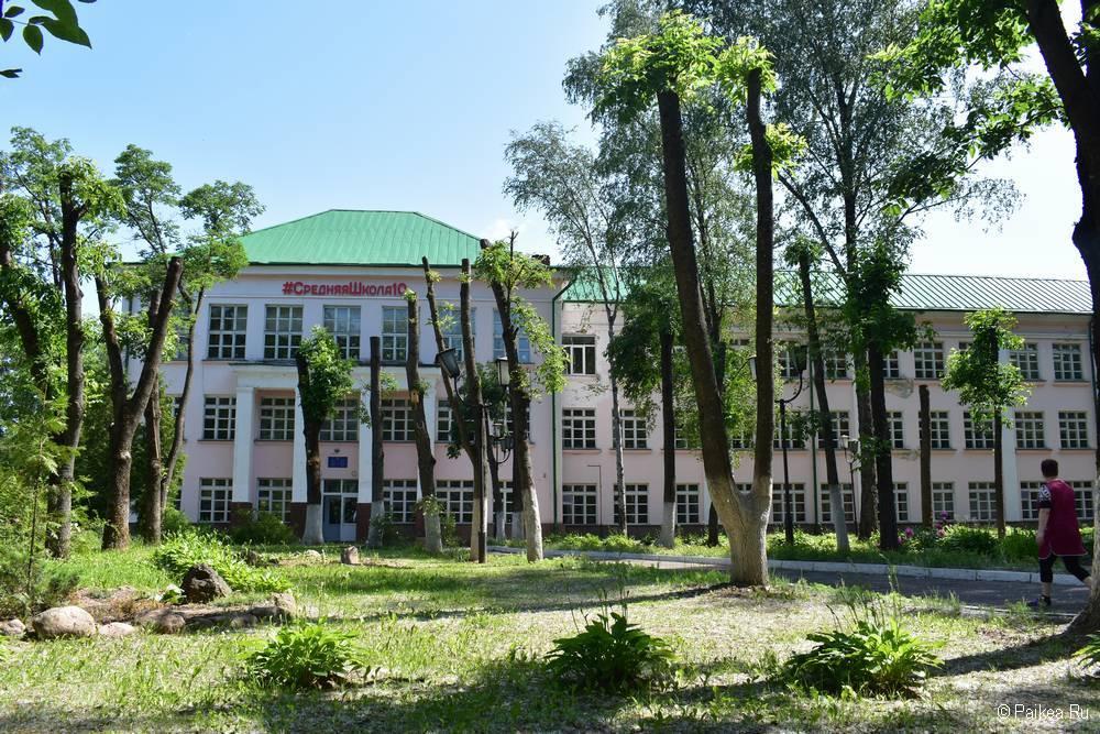 Школа в Витебске