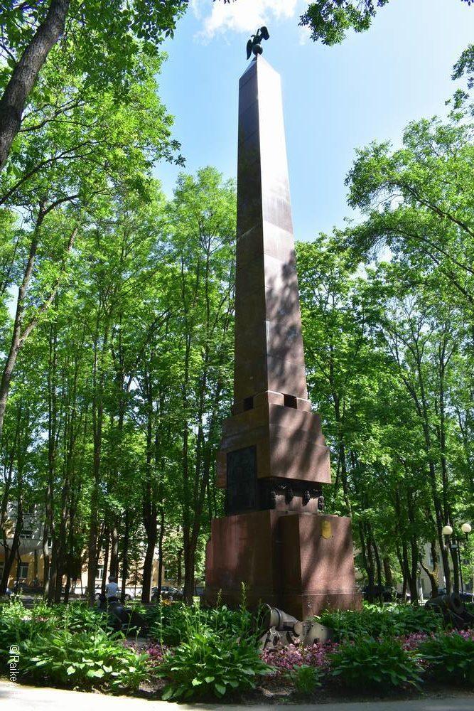 Памятник героям Отечественной войны, Витебск