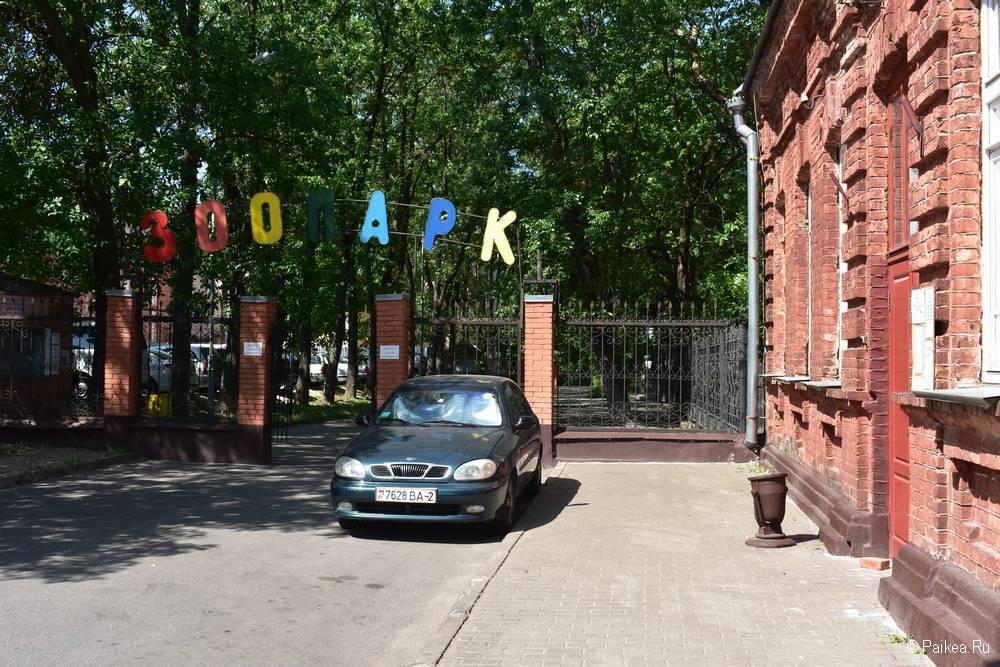 Куда сходить в Витебске с детьми - Зоопарк