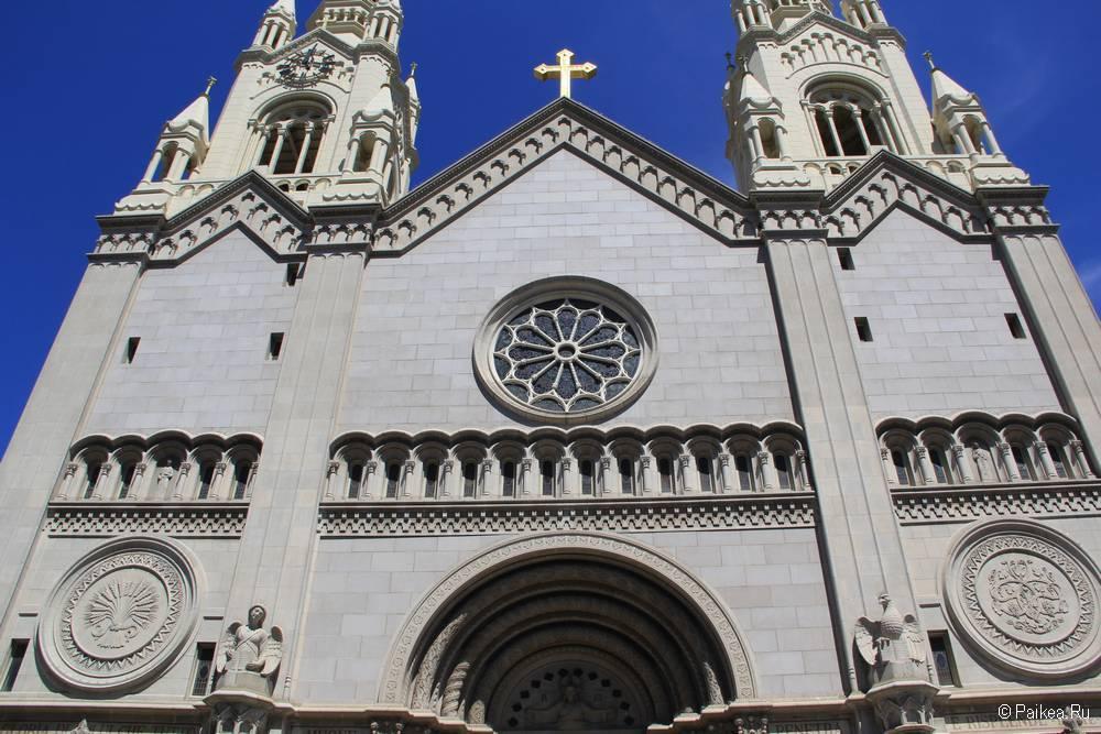Церковь Святых Петра и Павла в Сан-Франциско 05