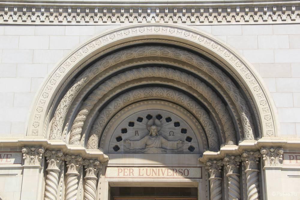 Церковь Святых Петра и Павла в Сан-Франциско 08