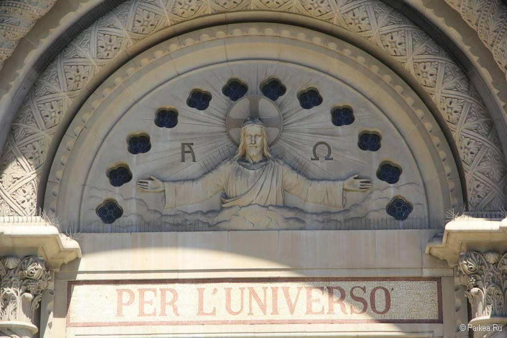 Церковь Святых Петра и Павла в Сан-Франциско 09