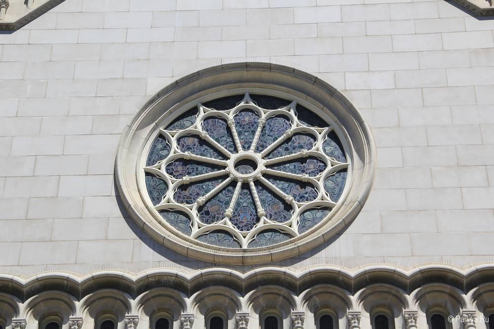 Церковь Святых Петра и Павла в Сан-Франциско 13