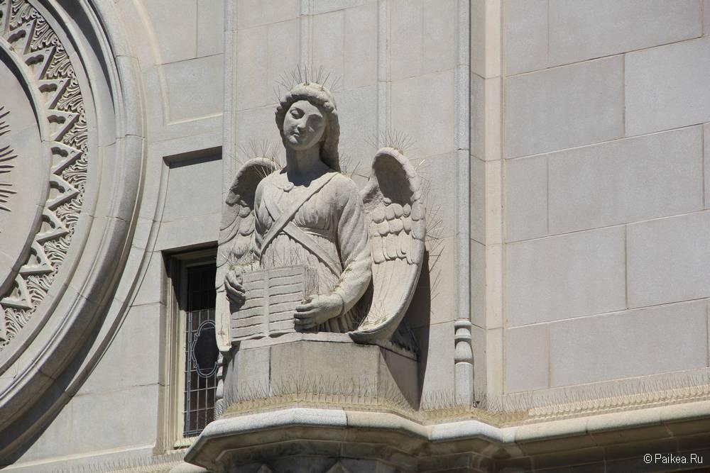 Церковь Святых Петра и Павла в Сан-Франциско 15