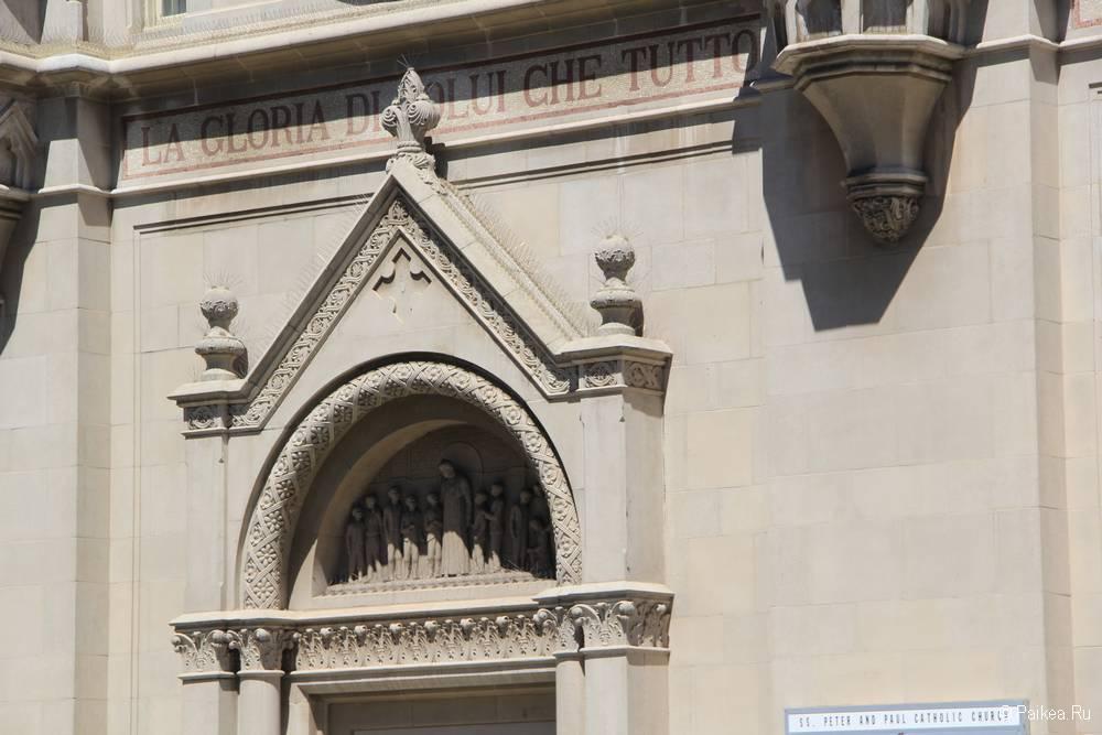 Церковь Святых Петра и Павла в Сан-Франциско 16