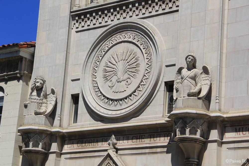Церковь Святых Петра и Павла в Сан-Франциско 17