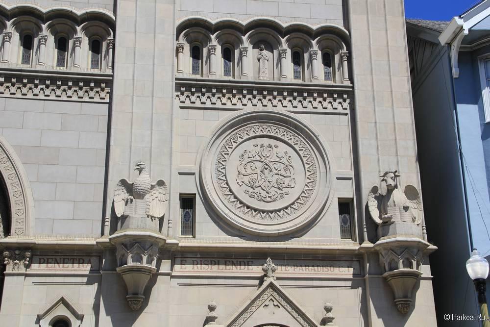 Церковь Святых Петра и Павла в Сан-Франциско 19