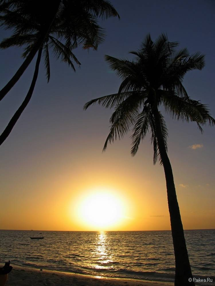 Самые красивые закаты и рассветы мира 14