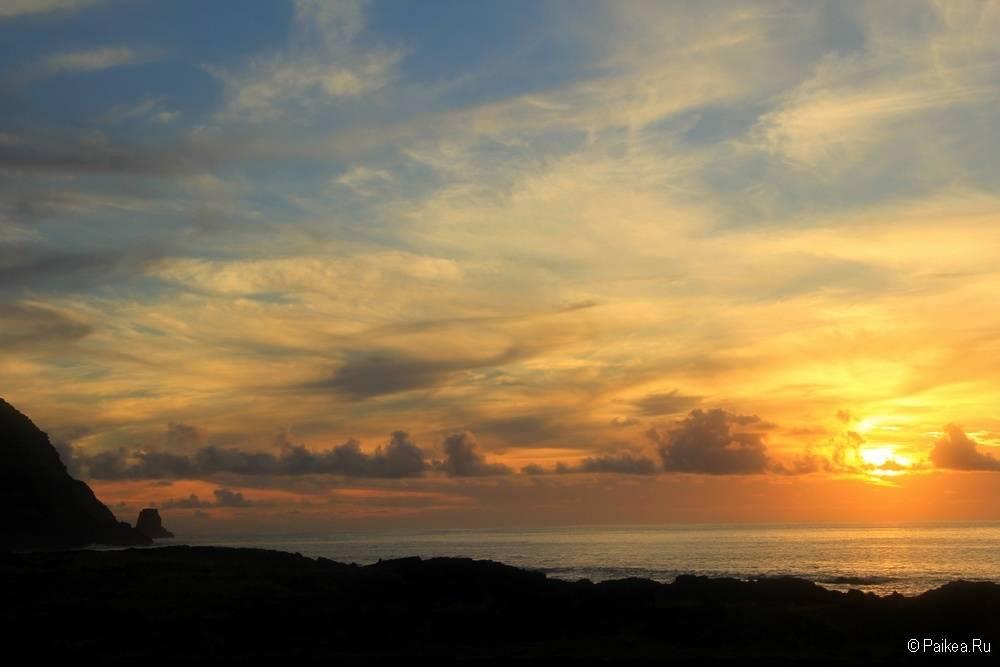 Самые красивые закаты и рассветы мира 53