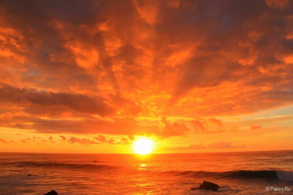 Самые красивые закаты и рассветы мира 54