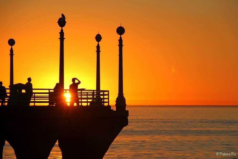 Самые красивые закаты и рассветы мира 71