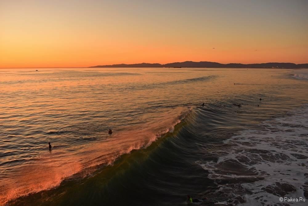 Самые красивые закаты и рассветы мира 72