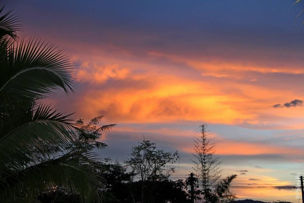 Самые красивые закаты и рассветы мира 74