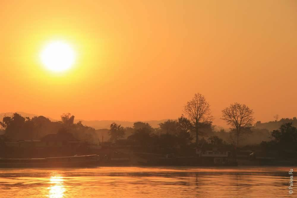 Самые красивые закаты и рассветы мира 76