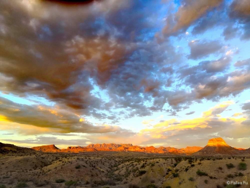 Самые красивые закаты и рассветы мира 88
