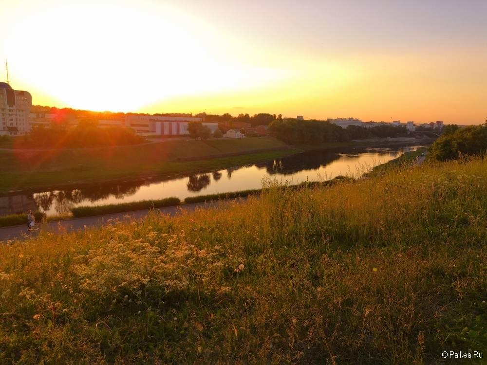 Самые красивые закаты и рассветы мира 92