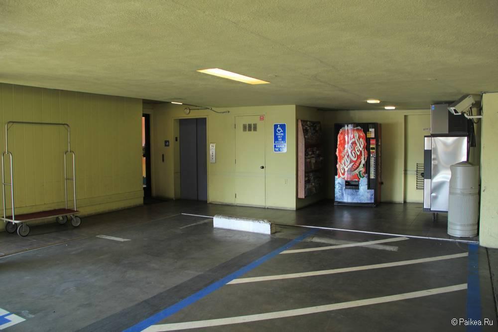 Недорогой отель в Сан-Франциско с бесплатной парковкой 13