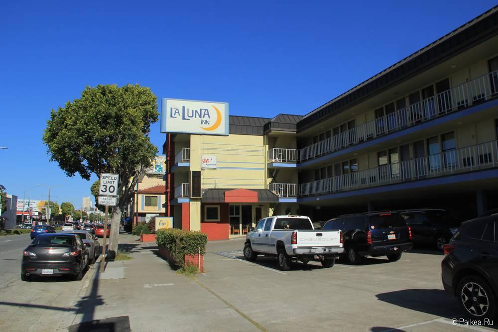Недорогой отель в Сан-Франциско с бесплатной парковкой 16