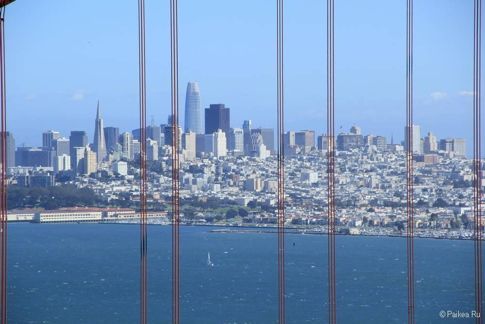 Пирамида Трансамерика - небоскреб в Сан-Франциско 10