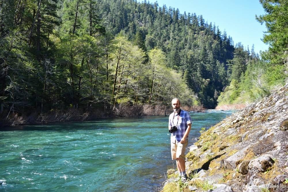 smith river северная калифорния