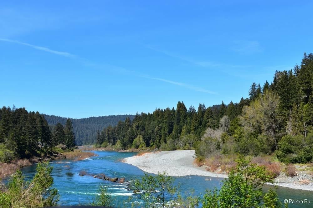 река смит северная калифорния